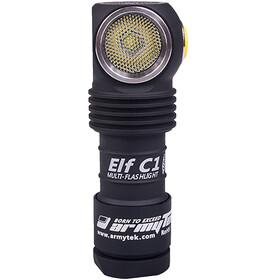 Armytek Elf C1 USB - Linterna - negro
